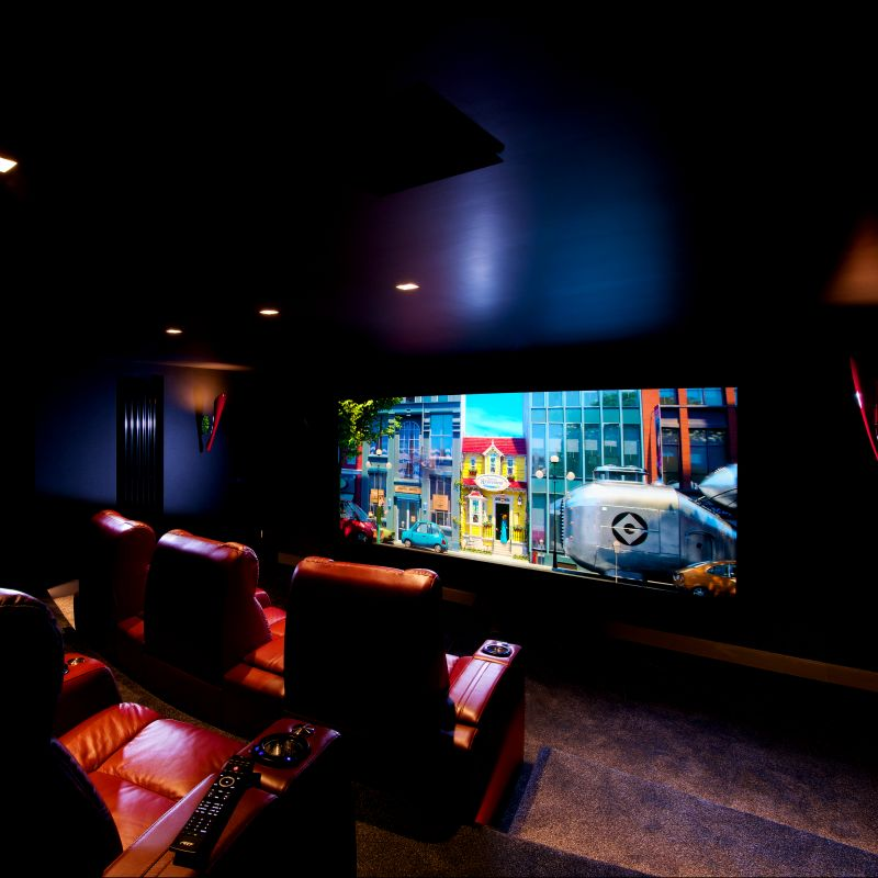 Anamorphic Home Cinema