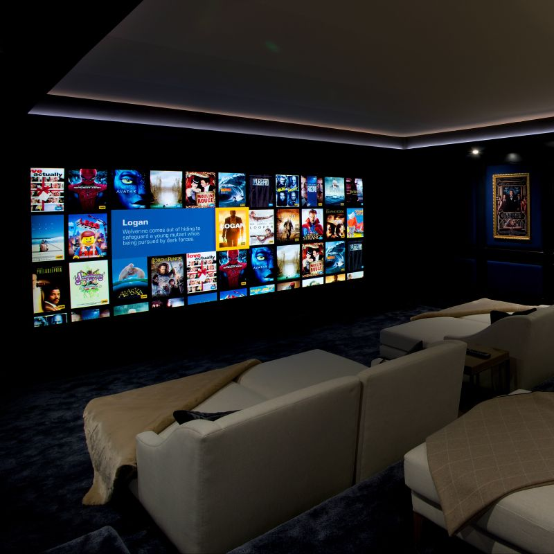 SONA Dedicated Home Cinema Cheshire