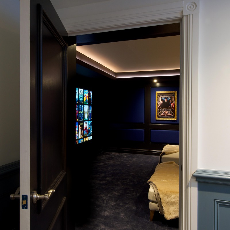 Luxury Private Home Cinema 1