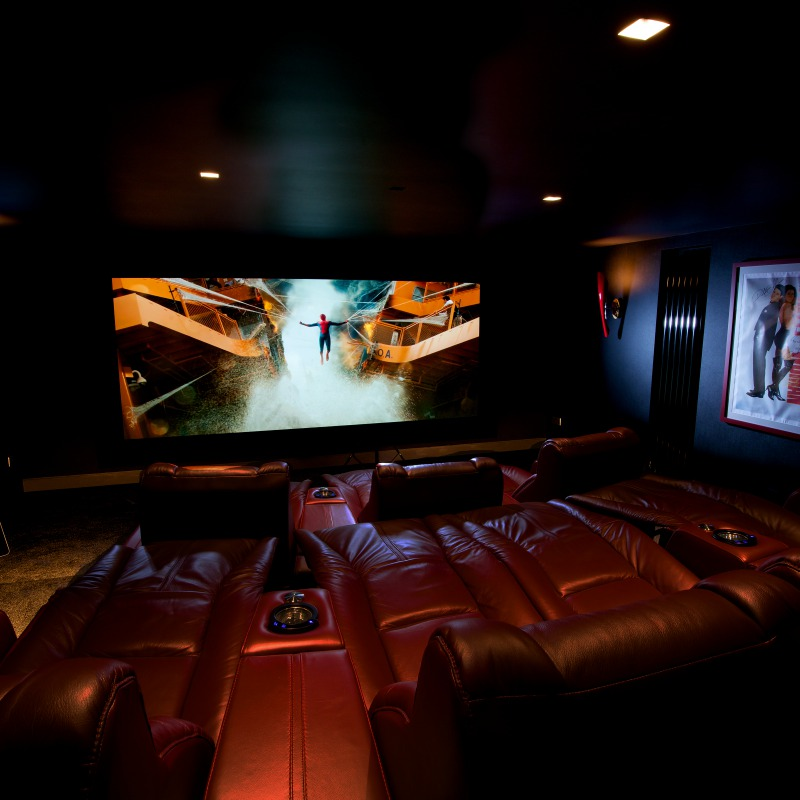 Dolby Atmos Home Cinema: Warm, Innovative and Personal