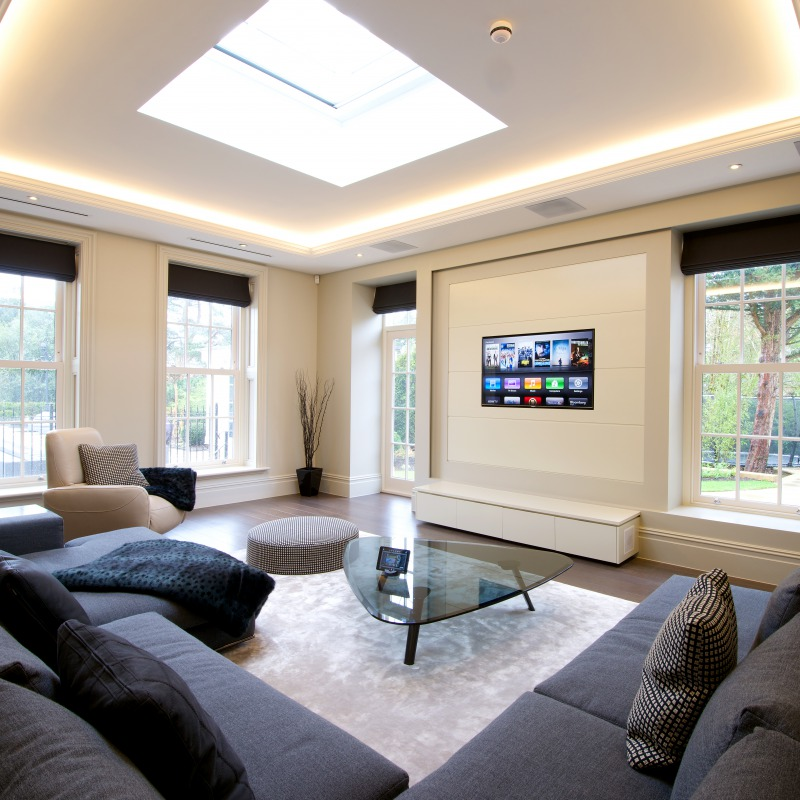 Award-winning luxury: light and sound at the touch of a button 3