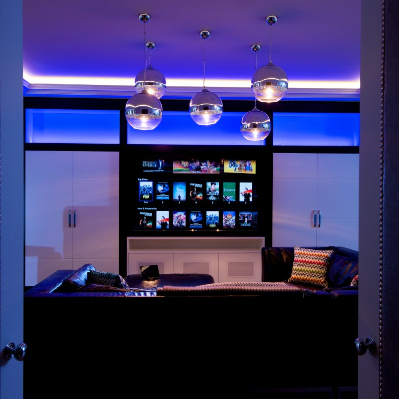 Award-winning luxury: light and sound at the touch of a button 1