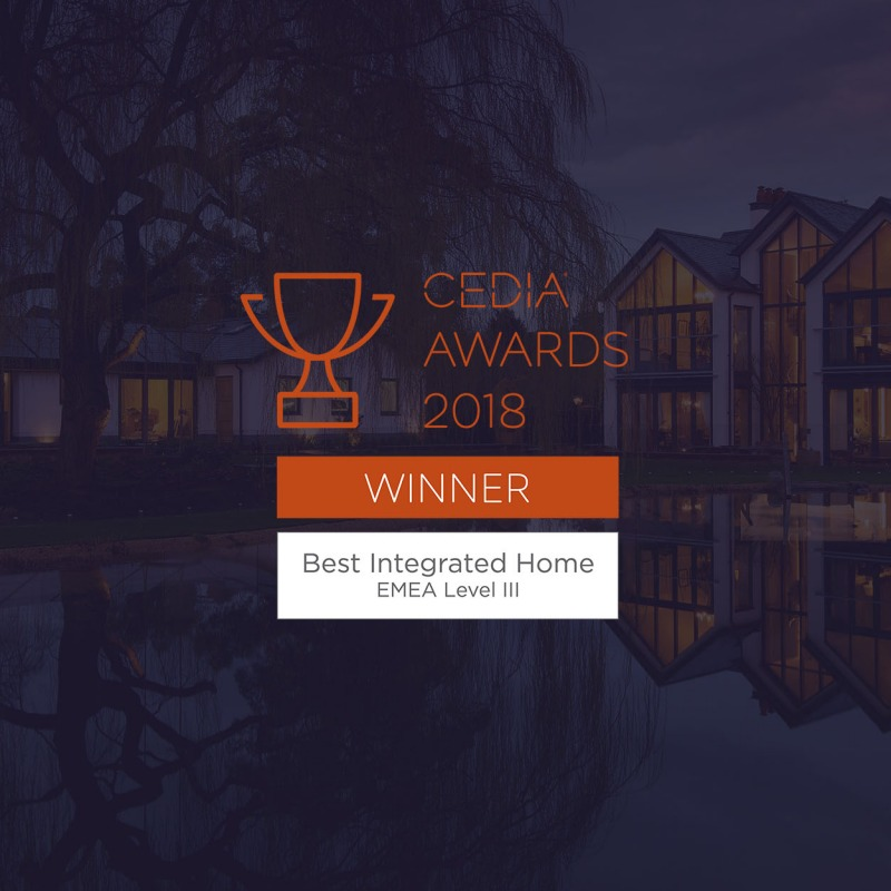 Award-Winning Luxury Integrated Home
