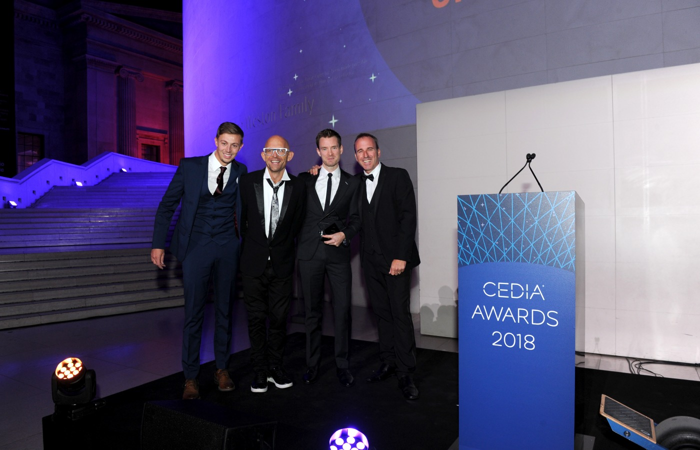 NEWS: SONA Wins Best Integrated Home at CEDIA 2018