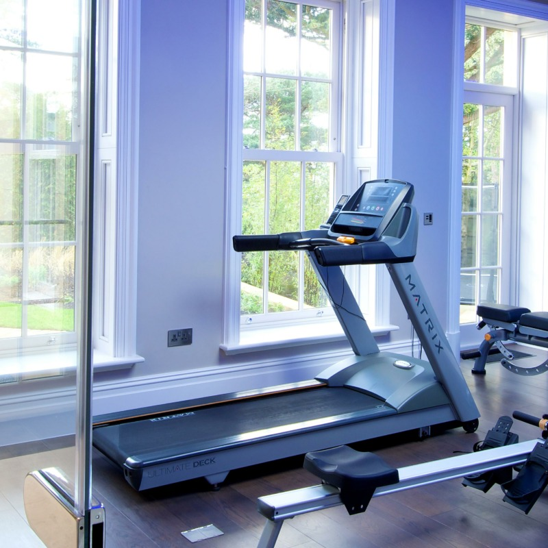 5 Reasons to Install a Home Gym & Spa