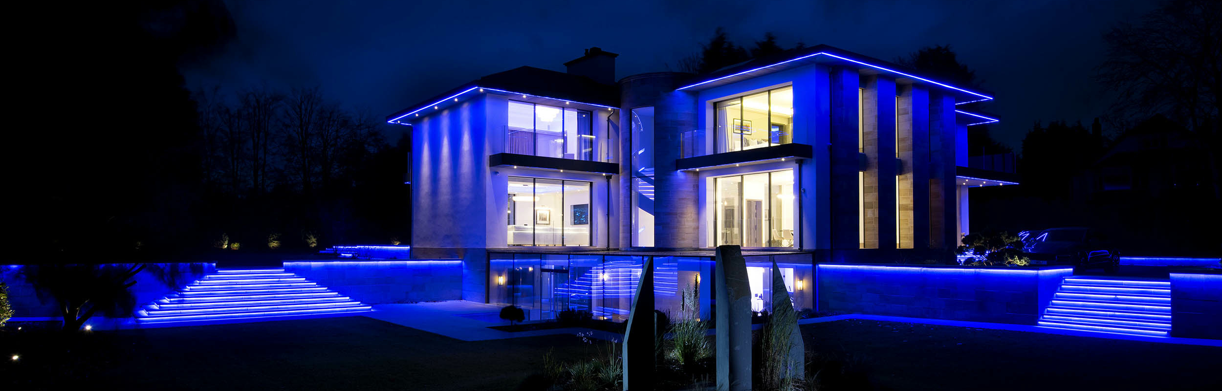 luxury home automation from SONA in Cheshire