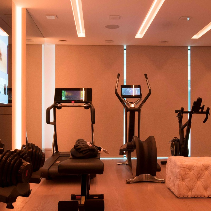 How Lighting Changes The Way You Work Out
