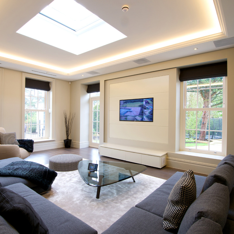 Are You Looking for a Home Cinema or a Media Room? 1