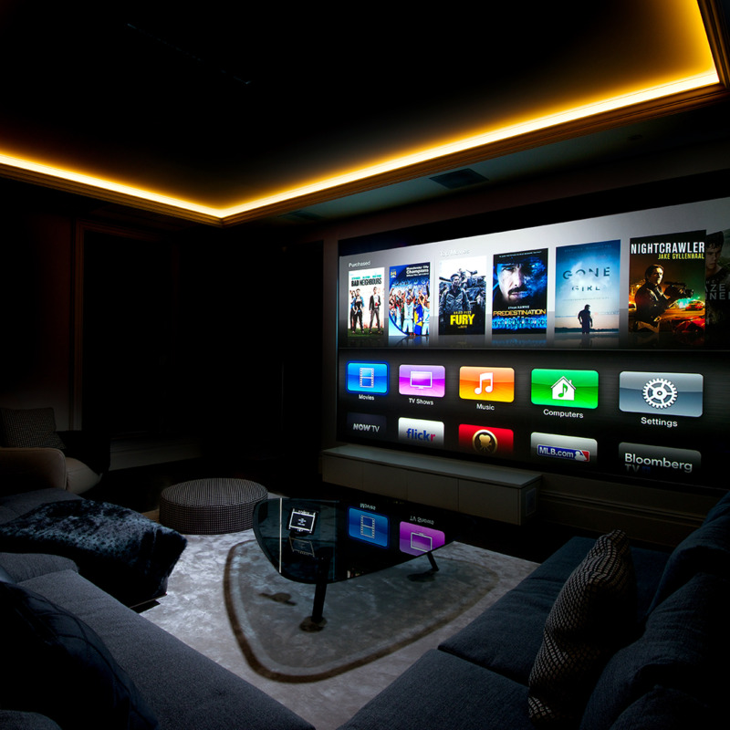 Are You Looking for a Home Cinema or a Media Room? 2