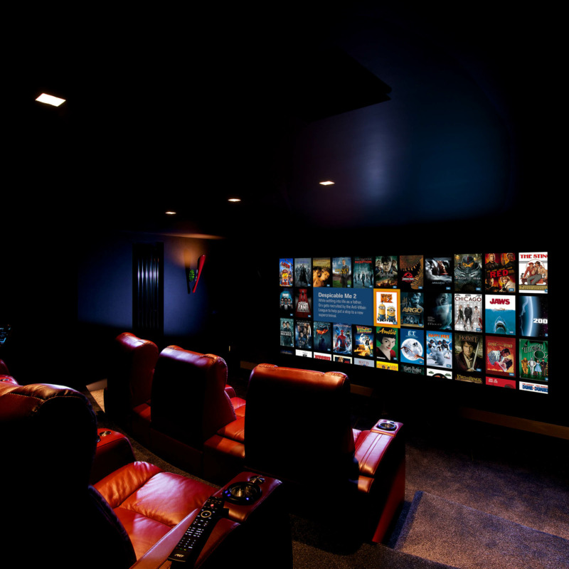 What Can I Watch on a Home Cinema? 1