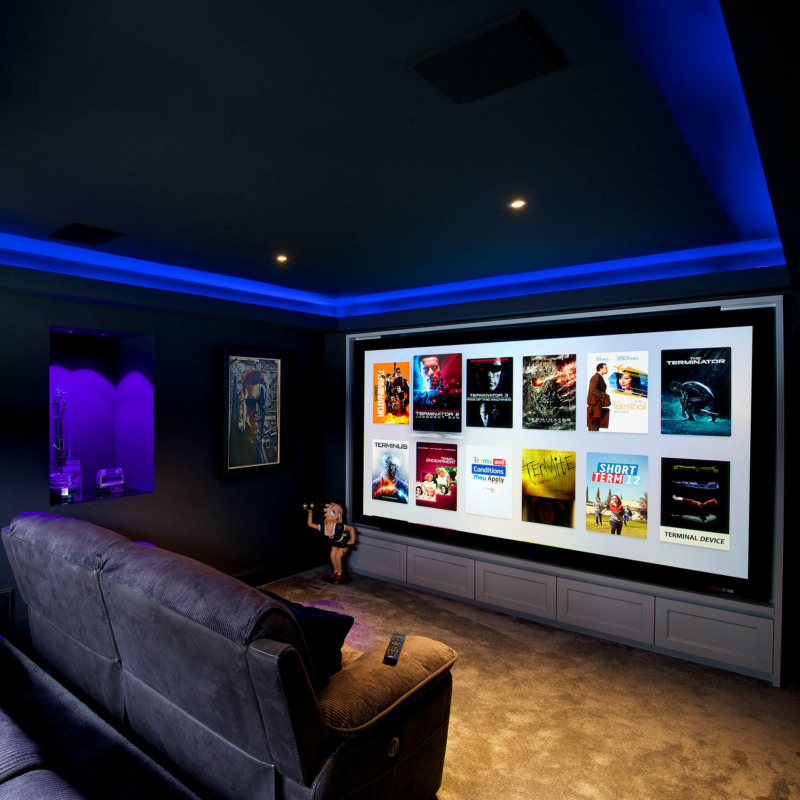 What Can I Watch on a Home Cinema? 2