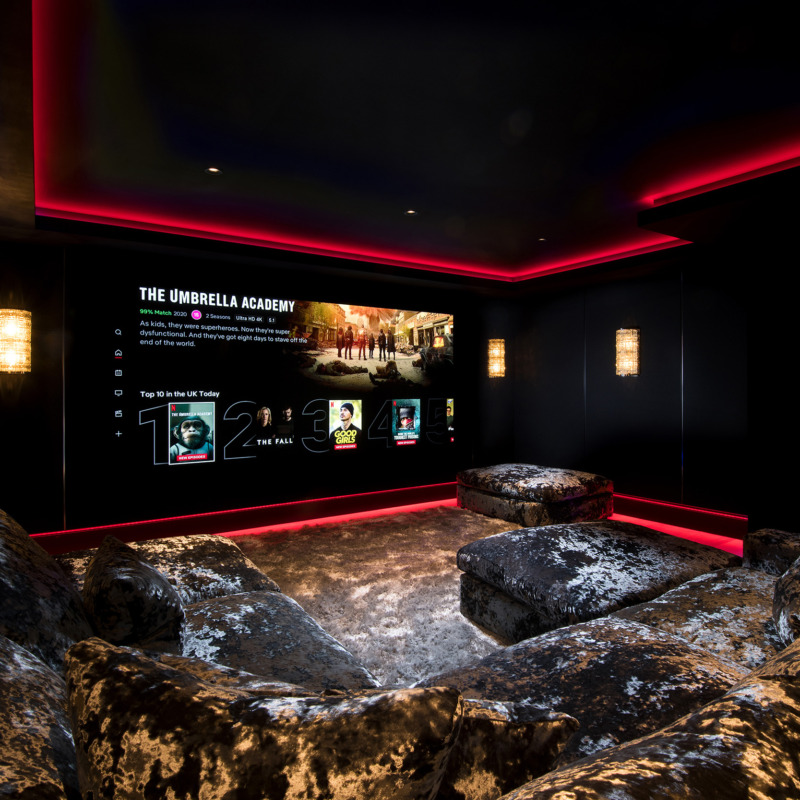 Luxury Home Theater – The Fastest Growing Home Tech Trend