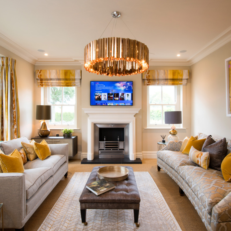 5 Ways to Hide Your TV in Style 2