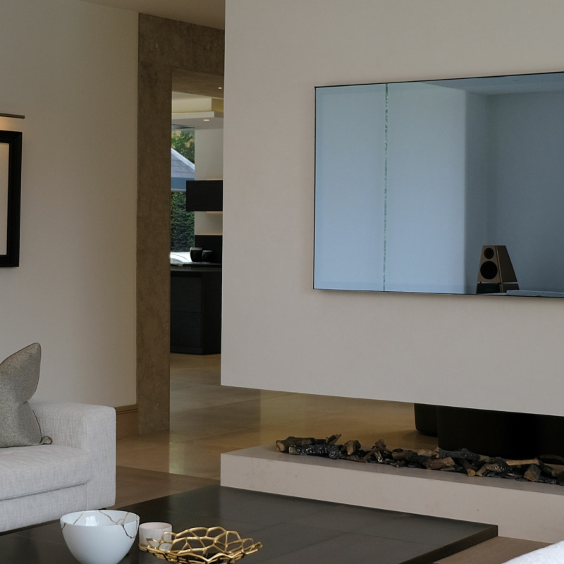 5 Ways to Hide Your TV in Style