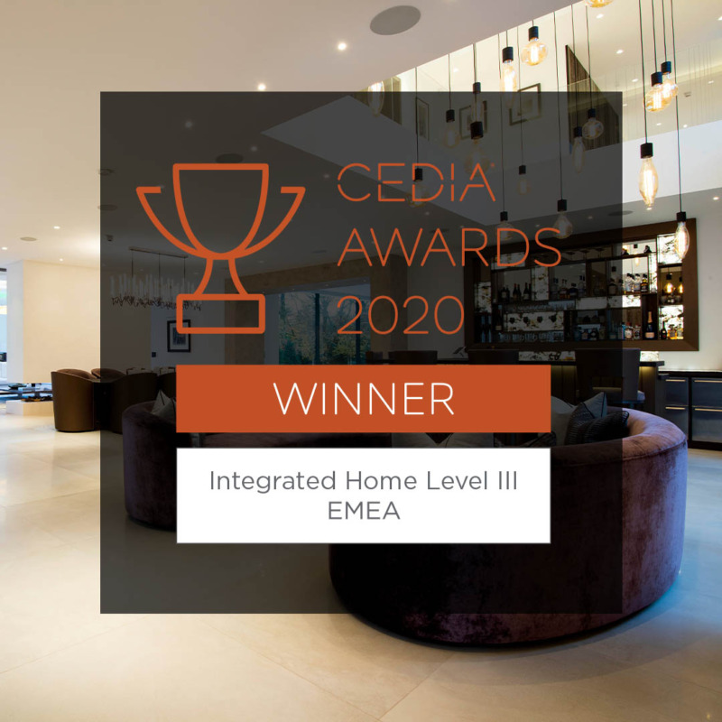 integrated home level 3