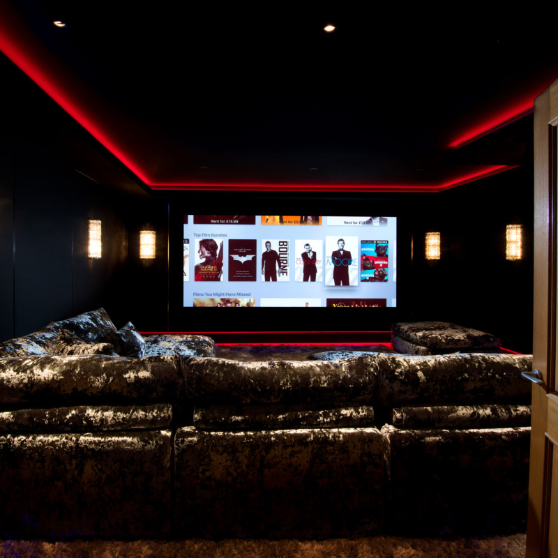 Are Home Cinemas Becoming the 'New Normal'? 2
