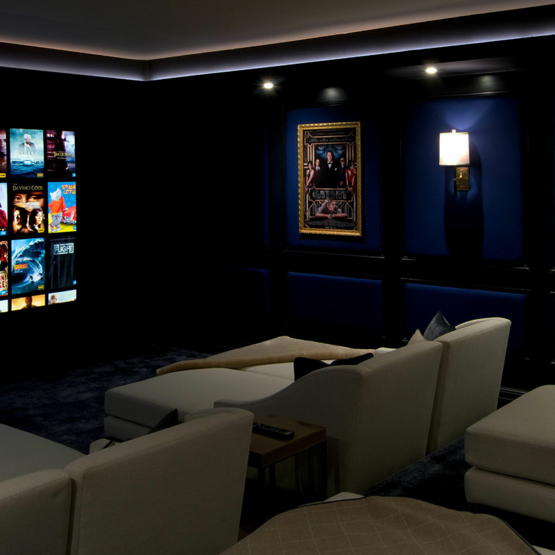 Are Home Cinemas Becoming the 'New Normal'?
