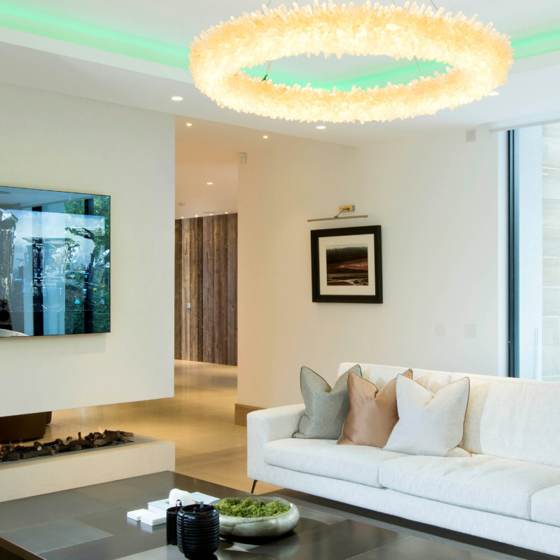 Making Light Work for You in Your Smart Home
